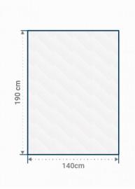 matelas standard - 140 x 190cm