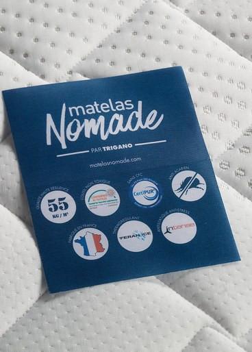 Matelas NOMADE