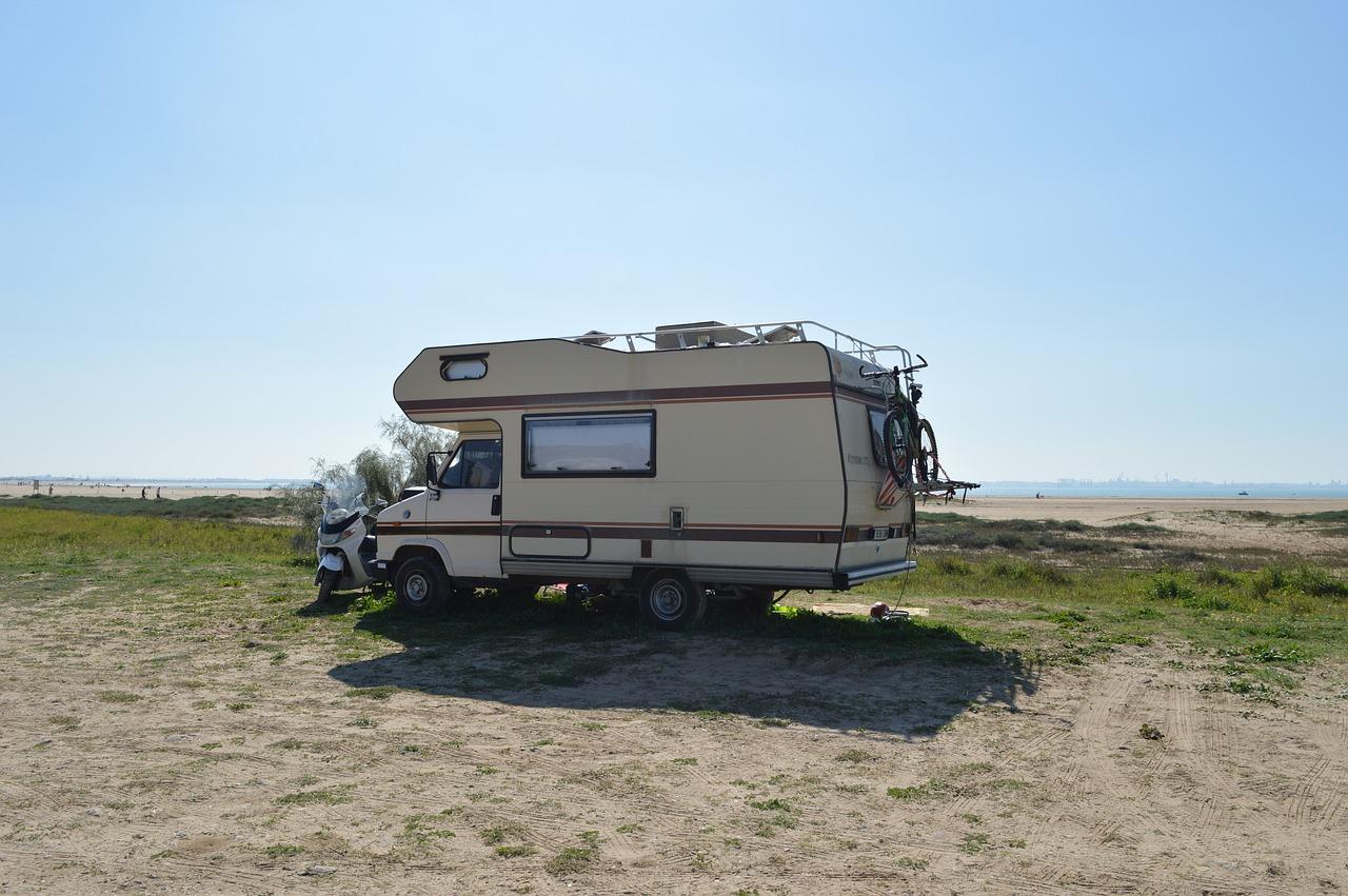 camping-car ancien