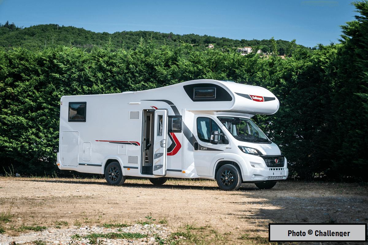 Camping-car Capucine