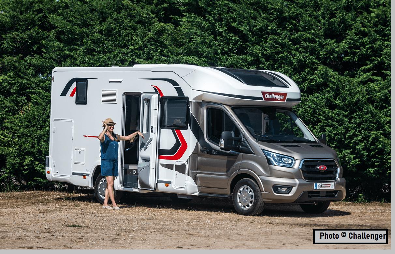 Camping-car intégral ou profilé